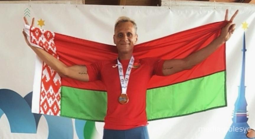 На Европейских играх Александр Лемешевский взял высоту 1м 80см