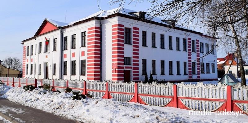 Центр сельской власти – Пинковичский сельский исполнительный комитет