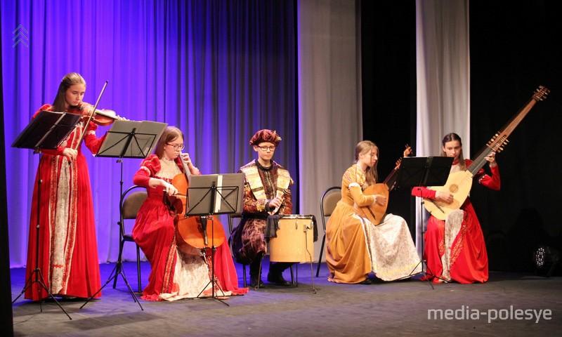 Ансамбль старинной музыки «Сольтарело»