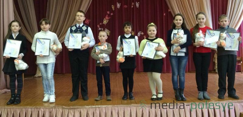 Лучшие участники конкурса