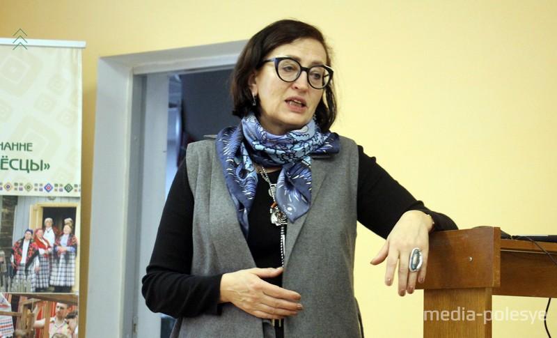 Председатель Правления БОО «Отдых в деревне» Валерия Клицунова