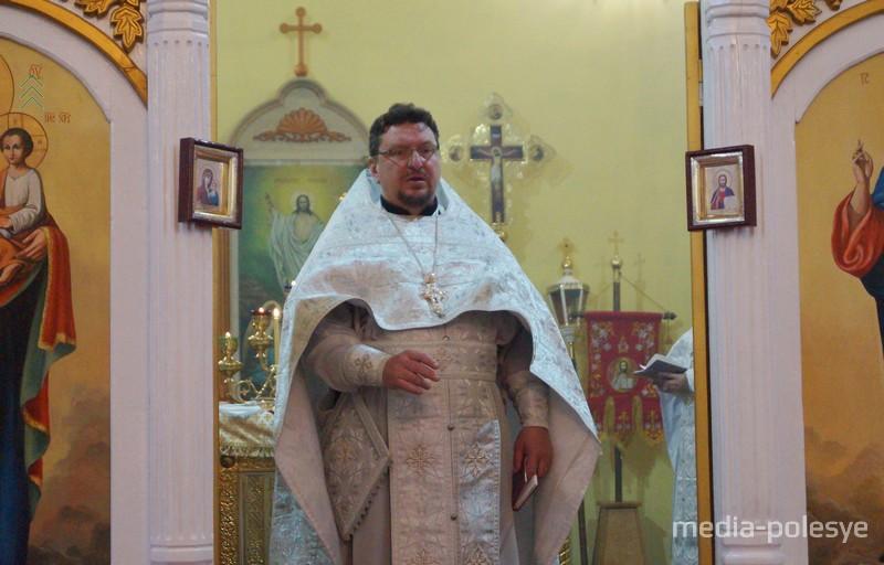Протоиерей Константин Балакай
