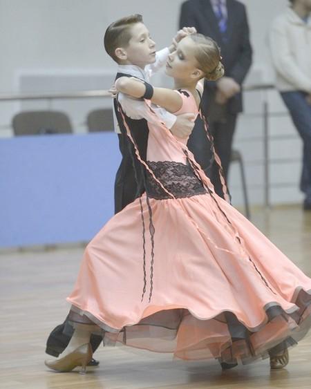 Никита Ракович и Анастасия Трохина
