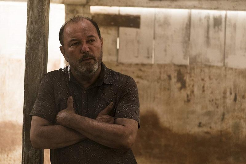 Ребен Блейдс, он же Даниэль Салазар в сериале «Бойтесь ходячих мертвецов». Фото с сайта imdb.com
