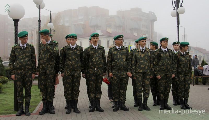 Построение, как в армии