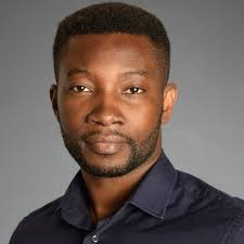 Предприниматель, блогер Томас Оппонг