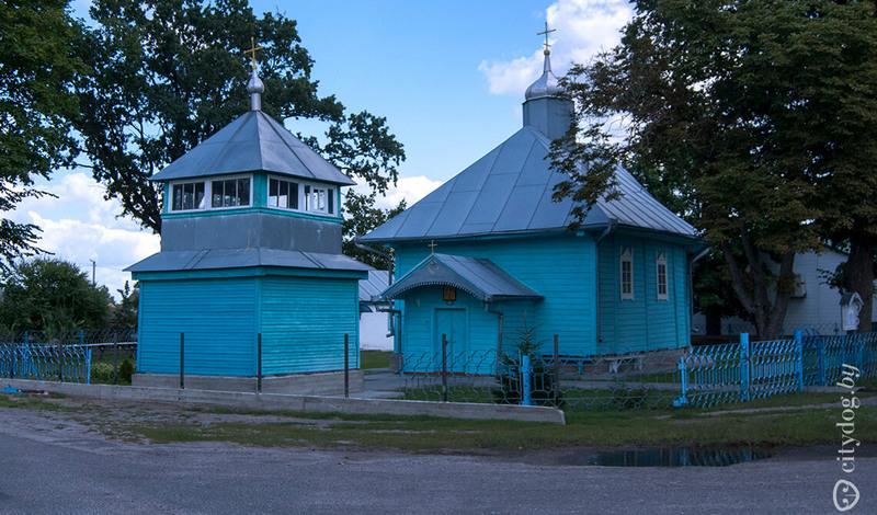 Храм в Рухче