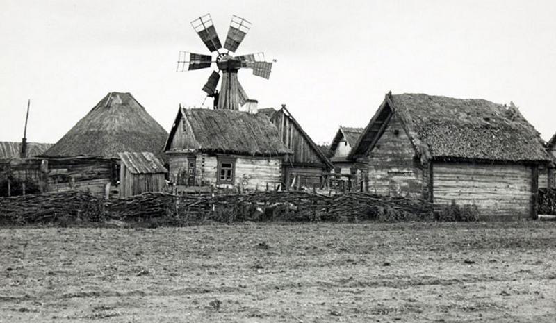 Фото Г. Поддембского (1935–1936 гг.)