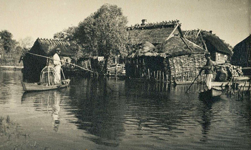 Фото С. Хохмана (1930-е гг.)