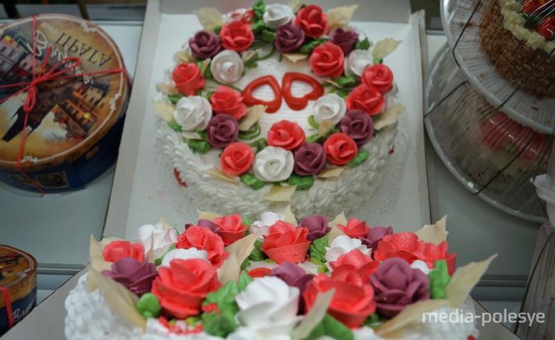 Торт «Цезарь»