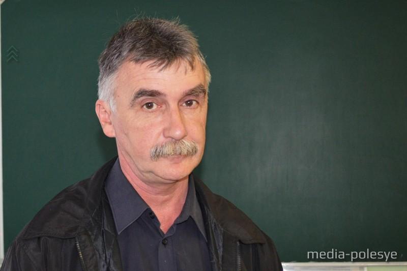 Иван Альфредович Трегубов тепло отзывается об учениках, считает их трудолюбивыми и целеустремлёнными
