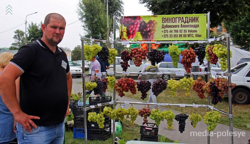 Белорусский виноградарь
