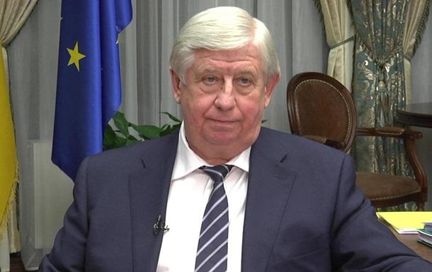 Генеральный прокурор Украины Виктор Шокин. Фото: korrespondent.net