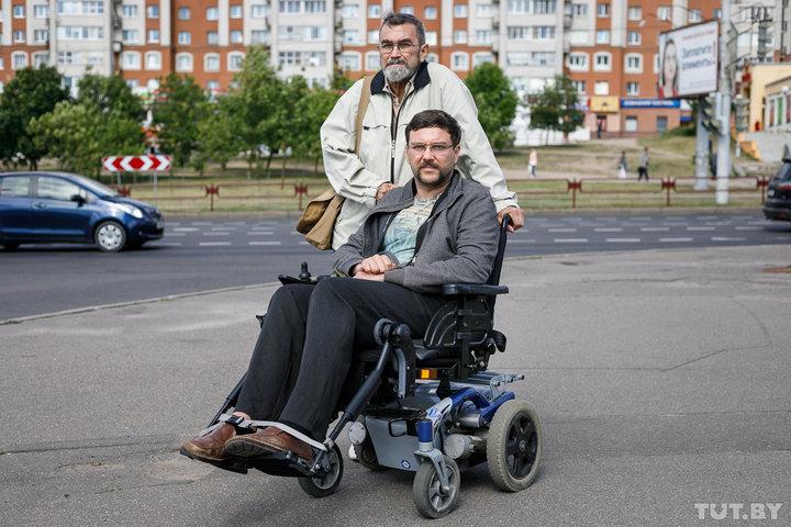 Владимир с отцом Петром Ивановичем