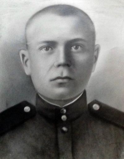 Воздушный стрелок Василий Карабут