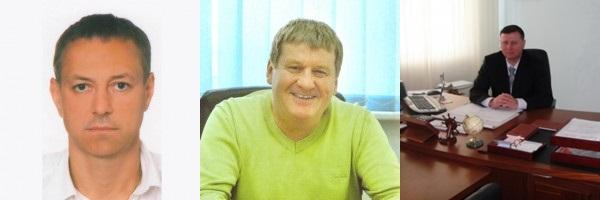 Виктор Лемешевский, Александр Попок, Михаил Буткевич