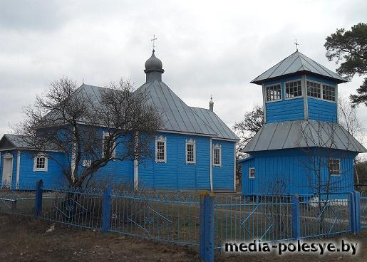 Месятичская Божья Матерь - святыня Полесья | Медиа-Полесье