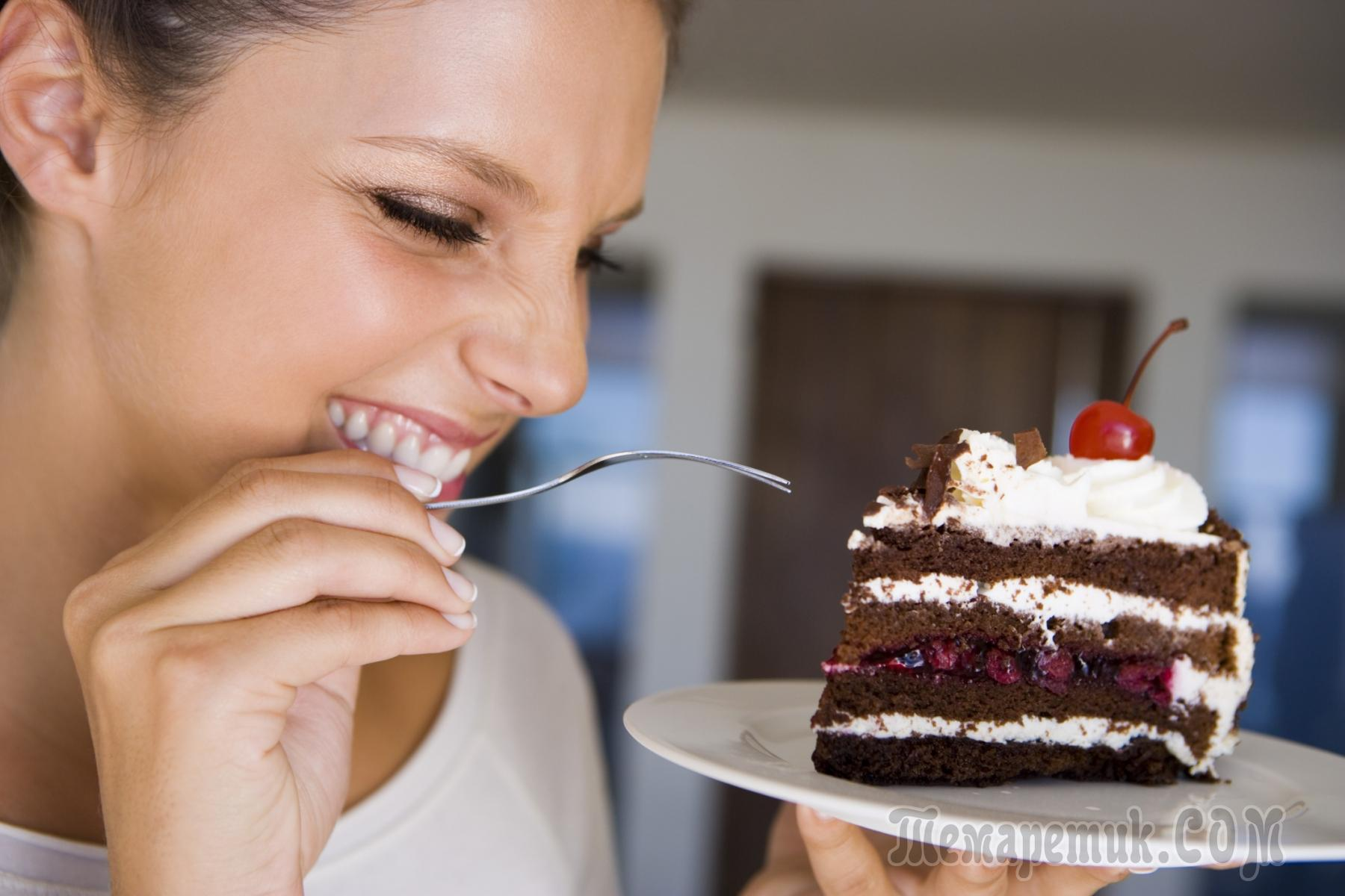 можно ли на диете есть торт