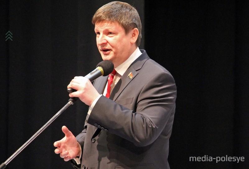 Профессор Игорь Марзалюк: «Полесье - прародина всех славян, а музею Белорусского Полесья надо вернуть статус республиканского»