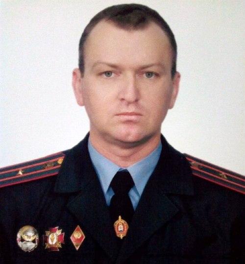 ОГАИ Лунинецкого РОВД возглавил Сергей Алексеевич Антонович