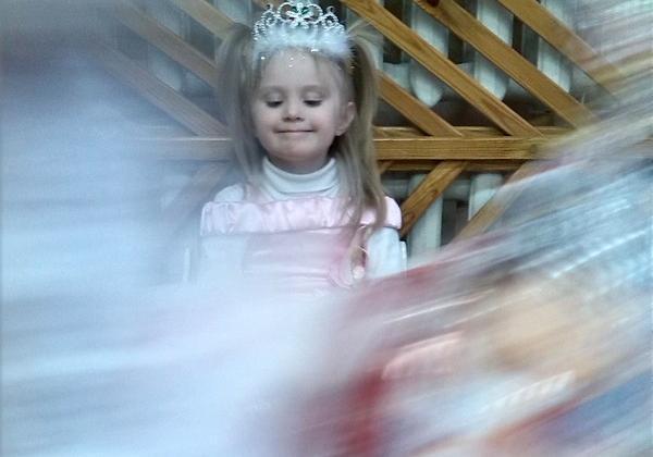 Как хотите , а я принцесса