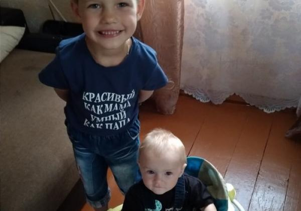 Мои сыночки
