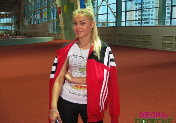 Юлия Кохович - студентка, активистка, спортсменка и просто красавица