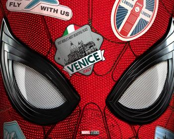 Фантастический боевик «Человек-паук: Вдали от дома» 16+ 3D