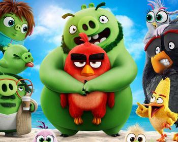 Мультфильм «Angry Birds 2 в кино» 6+ 3D