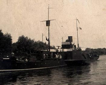 У берегов Крыма нашли бронекатер Пинской речной флотилии?