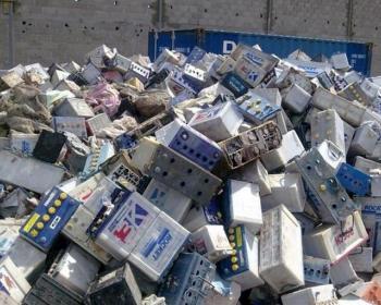 Пинчанин незаконно перевозил 2 тонны аккумуляторов