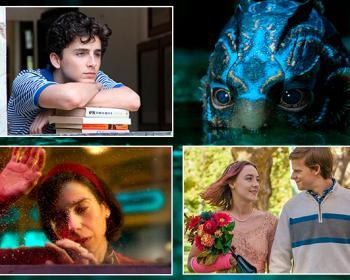 """10 лучших фильмов из списка номинантов премии """"Оскар-2018"""", на которые не жалко потратить время"""