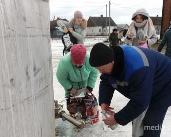 В Крещенский сочельник в лунинецких храмах освящают воду