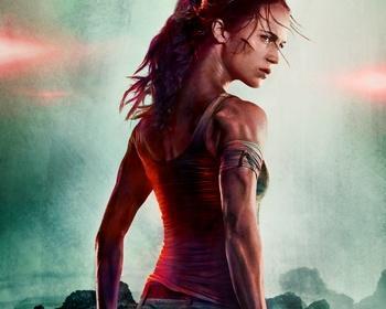 Приключенческий боевик «Tomb Raider: Лара Крофт» 16+ 2D