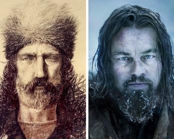 19 актеров, которые сыграли реальных людей: найдите отличия