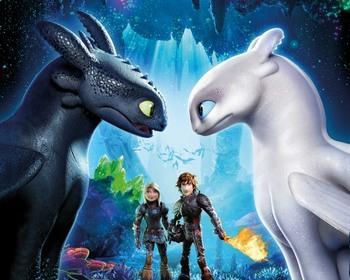 Мультфильм «Как приручить дракона 3» 6+ 3D