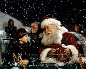 Подборка фильмов к Рождеству и Новому году