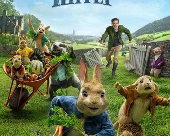 Мультфильм «Кролик Питер» 6+ 2D