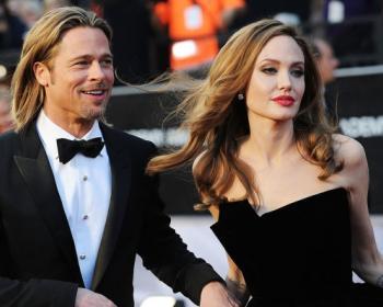 Устали. Анджелина Джоли и Брэд Питт официально развелись