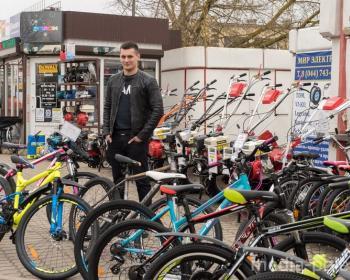 5 причин купить велосипед в Лунинце