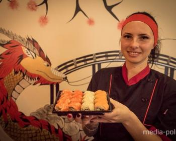 В Лунинце открывается новое кафе «Суши»