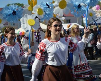 Как празднуют День Победы на Полесье