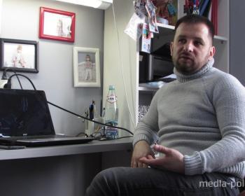 Пинск в лицах. Святослав Пожарицкий: «Мы хотим играть в КВН на Первом канале в Москве»