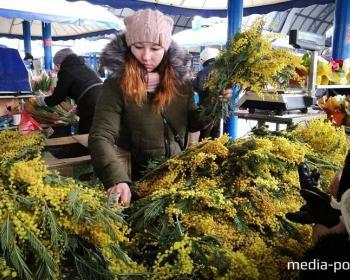Заплати 50 рублей и можешь торговать цветами