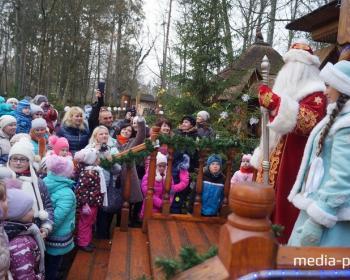 На Столинщине может появиться своя резиденция Деда Мороза