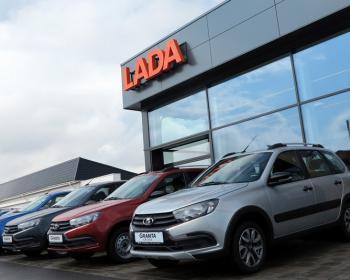 Новый, с гарантией, до 20000 рублей. Что есть у дилеров LADA нового формата?