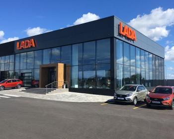 В Беларуси действует новая региональная сеть LADA