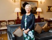 Британский посол Жаклин Перкинс: площадка для переговоров — важная роль Минска