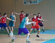 В Лунинце стартует чемпионат района по баскетболу