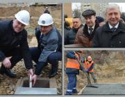 В Москве строят жилой комплекс для белорусских дипломатов